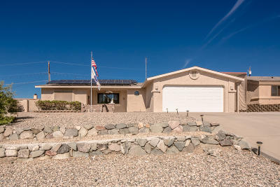 Lake Havasu City Single Family Home For Sale: 2975 Green Acres Dr