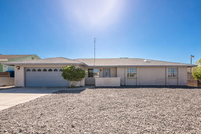 Lake Havasu City Single Family Home For Sale: 2170 S Palo Verde Blvd
