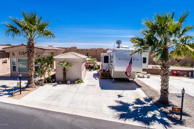 Lake Havasu City Residential Lots & Land For Sale: 1905 Victoria Farms Rd., #73
