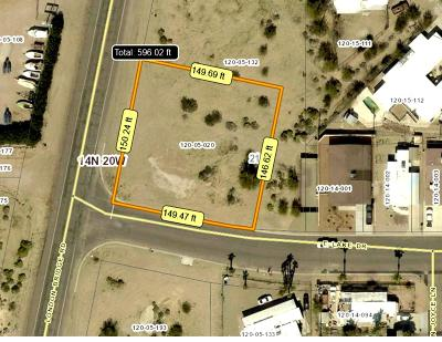 Lake Havasu City Residential Lots & Land For Sale: London Bridge Rd Ln