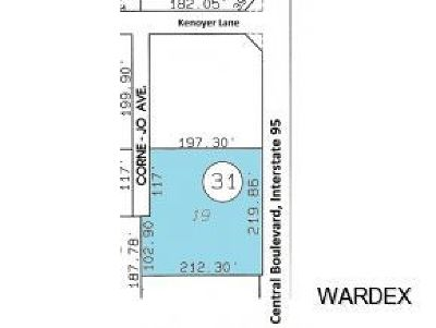 Residential Lots & Land For Sale: 606 N Central Blvd