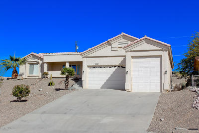 Lake Havasu City AZ Single Family Home For Sale: $379,000
