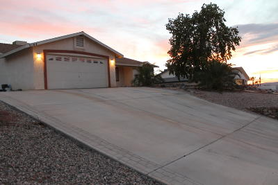 Lake Havasu City AZ Single Family Home For Sale: $297,900
