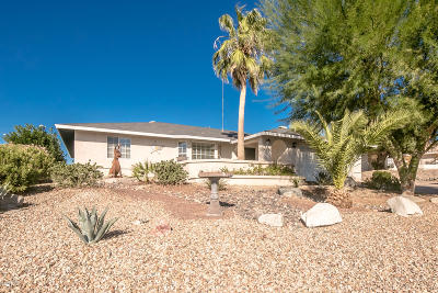 Lake Havasu City Single Family Home For Sale: 3631 Fiesta Dr