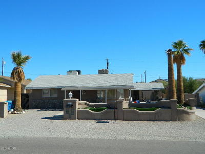Lake Havasu City Multi Family Home For Sale: 2760 Arcadia Dr