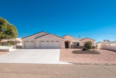 Lake Havasu City Single Family Home For Sale: 1440 Park Terrace Ave