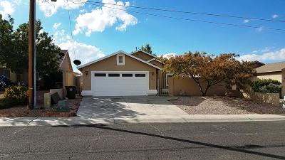 Kingman Single Family Home Active W/Contingency: 2708 Harrod Ave