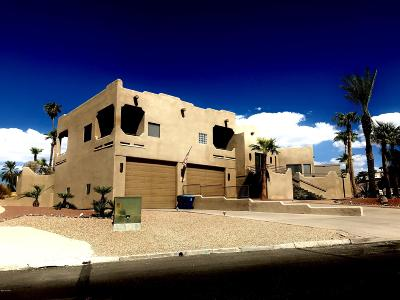 Lake Havasu City Single Family Home For Sale: 1955 Palmer Dr
