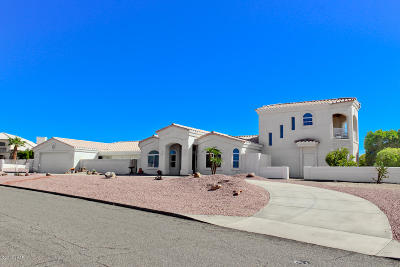 Lake Havasu City Single Family Home For Sale: 520 Jones Dr