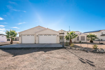 Havasu Heights Single Family Home For Sale: 7837 Sky View Dr