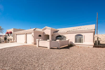 Lake Havasu City Single Family Home For Sale: 3329 Sand Piper Dr