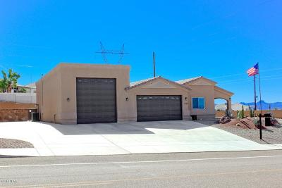 Lake Havasu City Single Family Home For Sale: 3150 N Kiowa Blvd