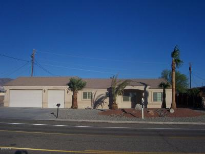 Lake Havasu City Single Family Home For Sale: 1040 Avalon Ave Ave