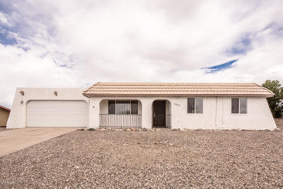 Lake Havasu City Single Family Home For Sale: 2825 Cisco Drive Dr N