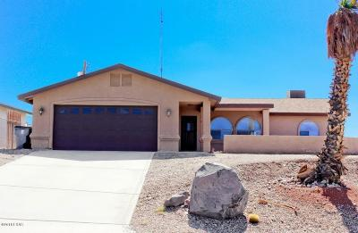Lake Havasu City Single Family Home For Sale: 3580 Offshore Dr