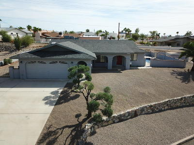 Lake Havasu City Single Family Home For Sale: 2500 Castaway Dr