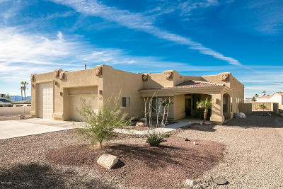 Lake Havasu City Single Family Home For Sale: 115 Seneca Ln