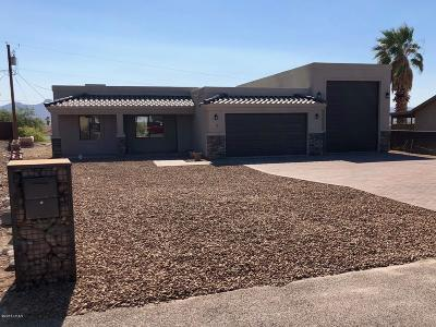 Lake Havasu City Single Family Home For Sale: 398 Sabino Dr