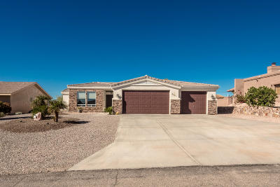 Lake Havasu City Single Family Home For Sale: 3181 Thistle Dr