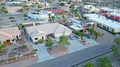 Lake Havasu City Single Family Home For Sale: 1802 Duel Dr