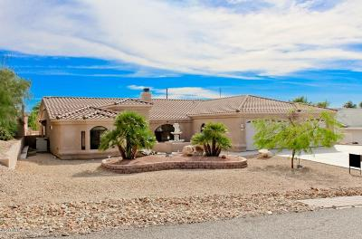 Lake Havasu City Single Family Home Pending: 3550 Vega Dr