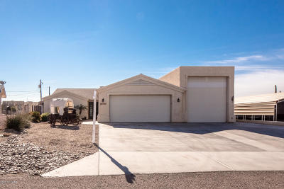 Lake Havasu City Single Family Home For Sale: 2290 Catamaran Dr