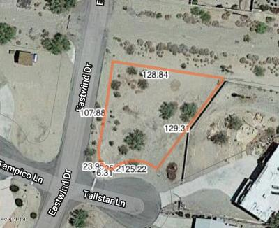 Lake Havasu City Residential Lots & Land For Sale: 40 Tailstar Ln