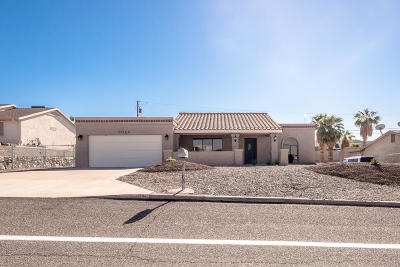 Lake Havasu City Single Family Home For Sale: 3086 Southwind Ave