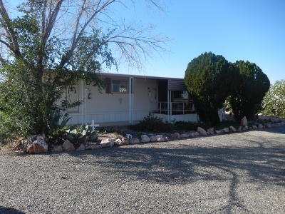 Salome Manufactured Home For Sale: 39912 Nevada Pl