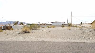Lake Havasu City Residential Lots & Land For Sale: 60 Sunchaser Ln