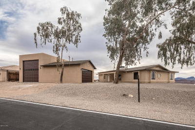 Lake Havasu City Single Family Home For Sale: 4006 Blue Canyon Rd