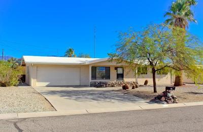 Lake Havasu City Single Family Home For Sale: 132 Sunflower Drive