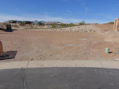 Lake Havasu City Residential Lots & Land For Sale: 1853 E Winifred Pl