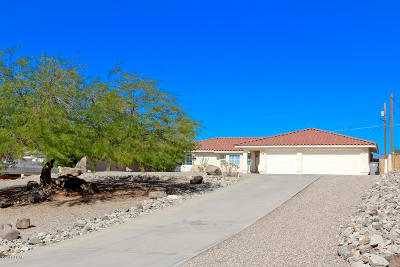 Lake Havasu City Single Family Home For Sale: 3181 Longview Dr