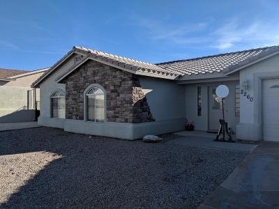 Lake Havasu City Single Family Home For Sale: 2260 Interlake Dr