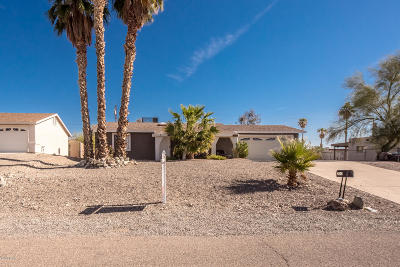 Lake Havasu City Single Family Home For Sale: 230 Coral Dr