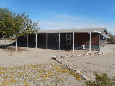Salome Manufactured Home For Sale: 66791 66th St