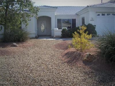 Lake Havasu City Single Family Home For Sale: 3044 Saddleback Dr