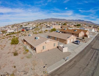 Lake Havasu City Multi Family Home For Sale: 3045 Palisades Dr