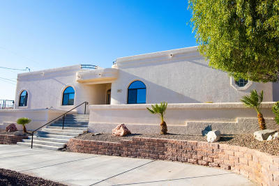 Lake Havasu City Single Family Home For Sale: 1997 Burgundy Dr