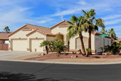 Lake Havasu City Single Family Home For Sale: 3903 Northgate Rd
