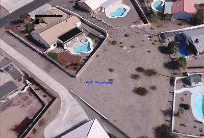 Lake Havasu City Residential Lots & Land For Sale: 1665 Riverbelle Dr
