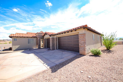 Havasu Foothills Estates Single Family Home For Sale: 5021 Circula De Hacienda