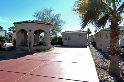Lake Havasu City Residential Lots & Land For Sale: 1905 Victoria Farms Rd., #264