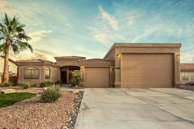 Lake Havasu City Single Family Home For Sale: 1680 McCulloch Blvd S