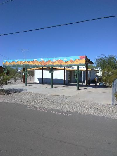 Quartzsite Single Family Home For Sale: 246 E Sunrise St