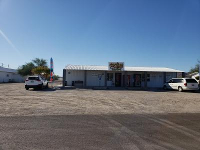 Quartzsite Commercial For Sale: 735 W Cowell St