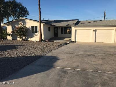 Single Family Home For Sale: 171 Mescal