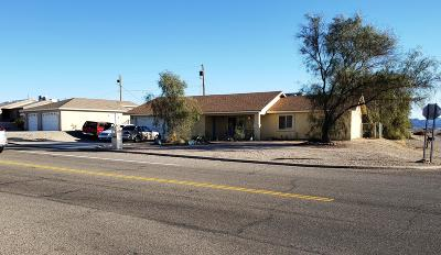 Lake Havasu City AZ Single Family Home For Auction: $207,500