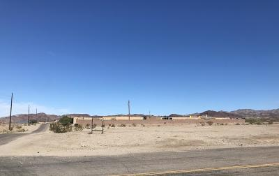 Lake Havasu City Residential Lots & Land For Sale: 6590 Chenowith Dr